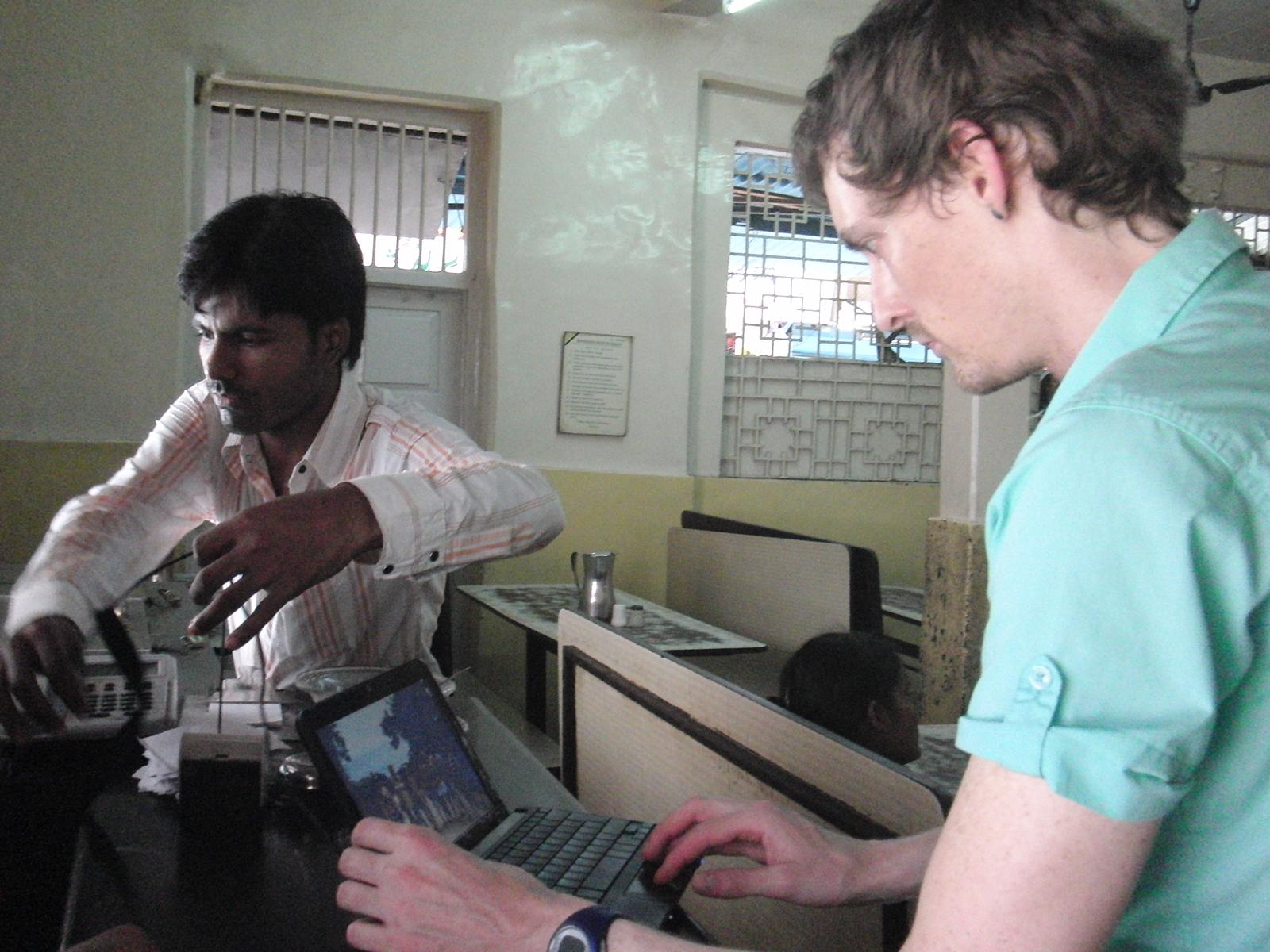 Entscheidungen, Indien, Reisen, unternehmerisches Feuer, Unternehmertum, David Stammel